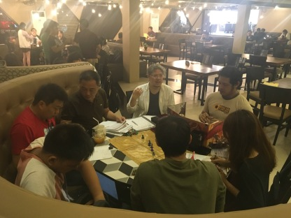 Veteran D&D players joined a table under DM Al