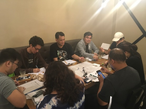 DM Gam running the whole Forge of Fury dungeon for 10 hours straight