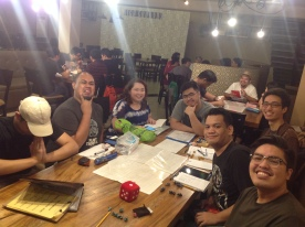 DM Game and the raiders of the Forge of Fury